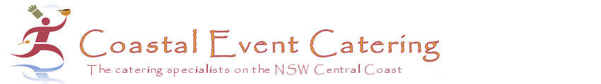 Central Coast Catering Function Menu